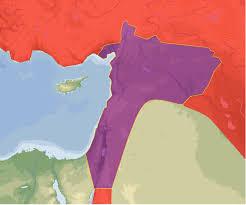 Provinces Of The Ottoman Empire Ottoman Syria