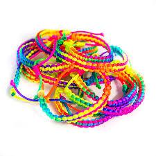friendship bracelet rainbow images 12 x uv reactive fluro friendship bracelet rainbow jpg