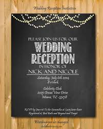 wedding reception invitations marvellous print wedding reception invitations 75 with additional