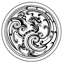 medallion mandala hen mosaic coloring download u0026 print