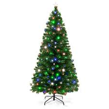7ft christmas tree bestchoiceproducts rakuten best choice products 7ft pre lit