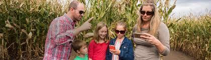 Denver Botanic Gardens Corn Maze Corn Maze Denver Botanic Gardens