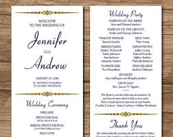 wedding ceremony program paper wedding ceremony program paper wedding definition ideas