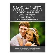 cheap save the date cards wedding save the date card black chalkboard superdazzle custom