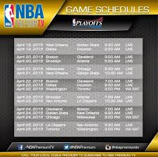 nba playoffs 2015 airing telecast schedule in philippines on abs