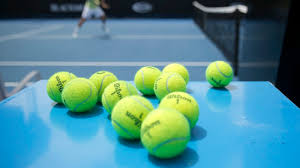 what color is a tennis the atlantic