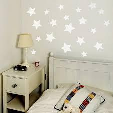 star set wall sticker by leonora hammond notonthehighstreet com star set wall sticker