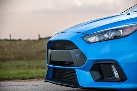 Focus Grill Hennessey Performance Gives The Ford Focus Rs 405 Hp Automobile