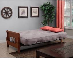 Gorgeous Platform Bed Wood With by Futon Amazing Metal Frame Futon With Mattress Better Homes And