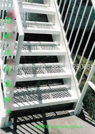 standard expanded metal stair treads from china manufacturer