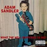 the thanksgiving song by adam sandler on
