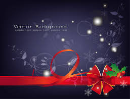 beautiful christmas ornaments vector free vector 4vector