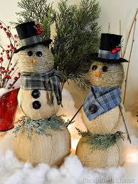 2013 christmas decorating ideas top 16 burlap christmas decoration ideas christmas celebration