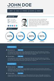 Infographic Resume Template Free 25 Infographic Resume Templates Free Premium Collection Resume