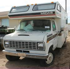 ford motorhome 1979 ford midas 2000 chateau camper special motorhome item