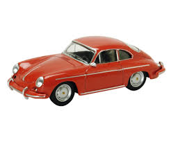 porsche toy car porsche 356 carrera 2 red 1 64 edition 1 64 car models