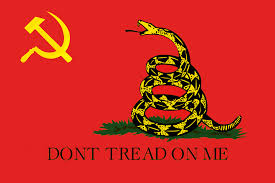 Don T Tread On Me Flag Origin Flag Of Angering Right Wingers By Pointing Out That The Word