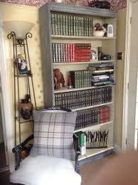 Annie Sloan Painted Bookcase Painting An Antique Sideboard Hometalk