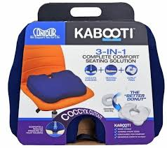 kabooti orthopedic coccyx seat cushion wheelchairauthority com