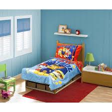 Babyboom Nick Jr Paw Patrol Here To Help 4 Piece Toddler Bedding