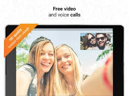 free chat for android icq calls chat messenger android apps on play