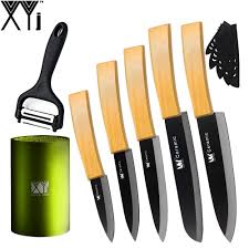 online buy wholesale ceramic knife set 7 pieces from china ceramic