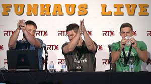 funhaus live panel at rtx youtube