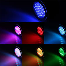 Disco Light Bulb 86 Rgb Led Light Dmx Lighting Projector Stage Party Show Disco