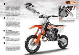 graphics for motocross bikes dirt bike magazine first 2017 models ktm 50sx 65sx 85sx