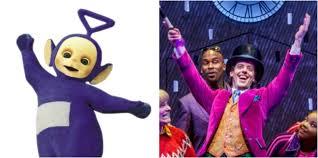 Teletubbie Halloween Costume Insider Teletubbies Cast Broadway Shows