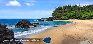 Kauai Cottages On The Beach by Kauai Beaches The Parrish Collection Kauai