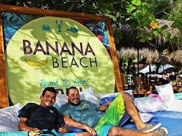 honeymoon bungalow in banana beach with ac high speed wifi