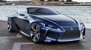 lexus new 2015 lexus lf lc concept to be put into production