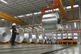 alum prices rising production keeps lid on aluminum prices wsj