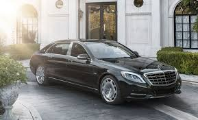 maybach and mercedes the top five mercedes maybach models in history