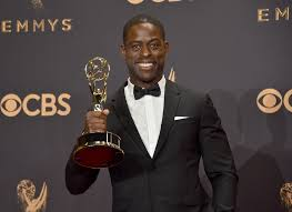 the 2017 emmy awards let sterling k brown finish his acceptance