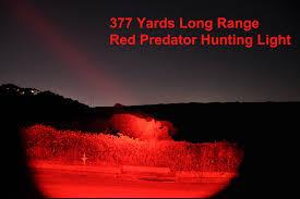 green hunting light reviews orion m30c 377 yards long range red or green predator varmint