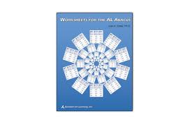 worksheets for the al abacus rightstart mathematics by