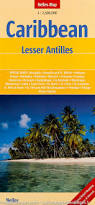 Map Of Caribbean Islands by