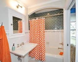 Two Tone Bathroom Two Tone Tile Houzz