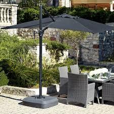 Cantilever Umbrella Toronto by Costco Patio Umbrellas Canada Home Outdoor Decoration