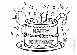 coloring pages for birthdays printables happy birthday coloring card fresh happy birthday coloring sheets