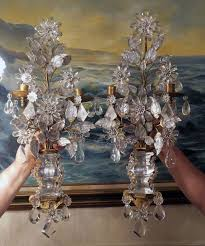 Rock Crystal Chandeliers 1126 Best Chandy Love Images On Pinterest Chandeliers Antique