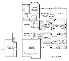 Ranch With Basement Floor Plans 133 Best House Plans Images On Pinterest House Floor Plans