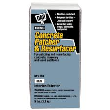 Concrete Step Resurfacing Products by Dap 5 Lb Gray Concrete Patcher And Resurfacer 10466 The Home Depot