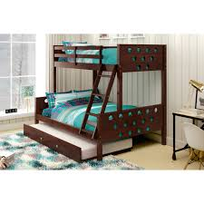 Kmart Furniture Bedroom by Bedroom Captain Full Size Bed Donco Kids Keymark Store