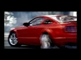 steve mcqueen mustang commercial 2008 ford mustang dreamer commercial