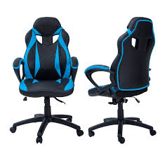Comfortable Chairs To Use At Computer Best Cheap Gaming Chairs Merax Ergonomics Review