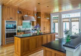 splendid craftsman kitchen on the east coast arts crafts homes the main kitchen which is open to the dining room beyond is essentially two