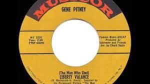The Man Who Shot Liberty Valance Chords Chuck Sagle Chords